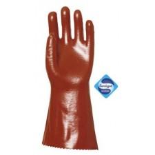 Paire de gants PVC pour hydrocarbures - 36 cm