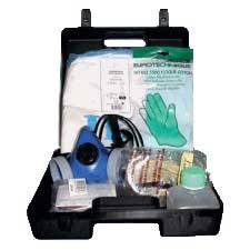 Kit d'intervention ADR 1 - Valise plastique