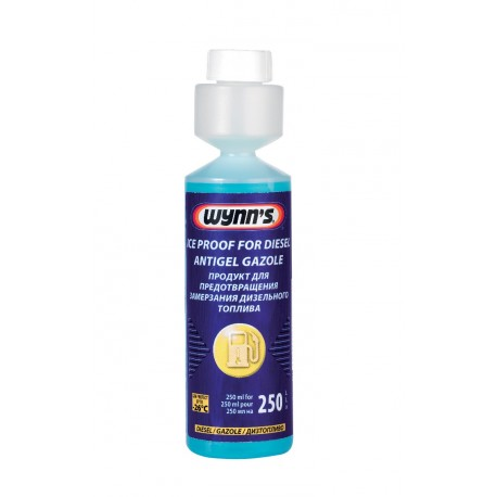 Additif carburant - Antifigeant gazole