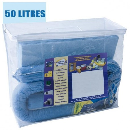 Kit antipollution - 50L