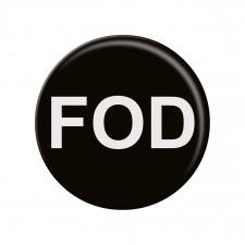 Macaron / Pastille d'identification pistolet Fioul (FOD)