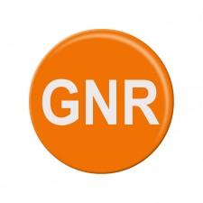 Macaron / Pastille d'identification pistolet Gazole Non Routier (GNR)