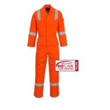 Combinaison Antistatique orange - Bizflame Plus