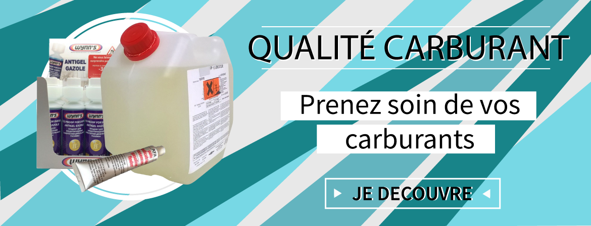 qualité carburant
